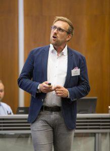 Jörg Trinkwalter, Mitglied der Geschäftsleitung des Vereins Medical Valley Europäische Metropolregion Nürnberg